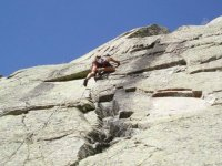 在阿维拉的罗卡攀登2天