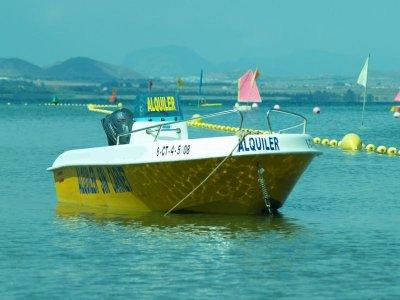 Noleggio barche senza titolo a La Manga 4 h