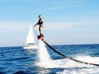 Emergiendo desde las aguas de Tarragona