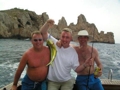 Hire Boat Ibiza Pesca