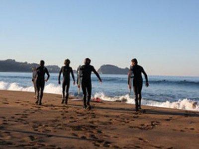 Curso Surf 2 o 3 días playas de Águilas
