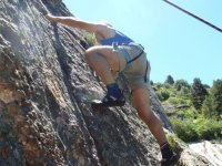 Esperienza di arrampicata