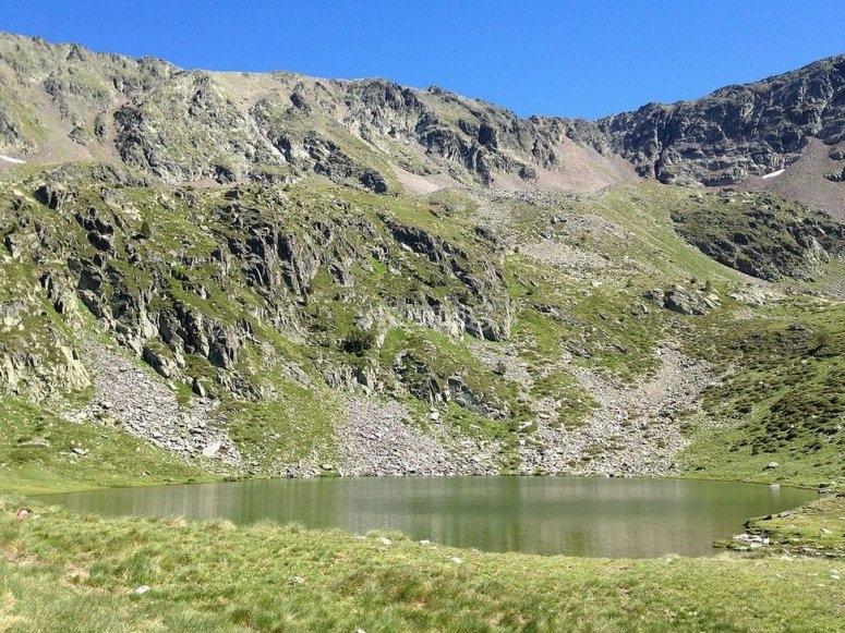lagos de andorra en la ruta en 4x4