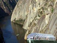 El bello paisaje de Arribes del Duero