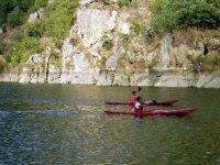 Kayaks en las Arribes