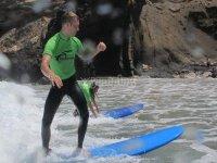 Curso de Surf 3 días en Jandía o La Pared
