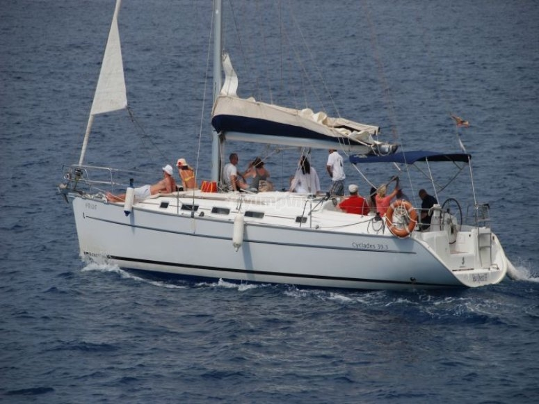 Boat excursion Tenerife