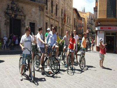 Alquiler de bicicleta en Palma de Mallorca, 1 día