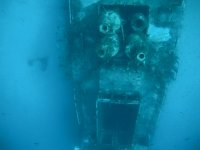 Diving Sunken Boat
