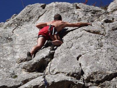 Escalada en Parque Nacional del Teide, 3 horas