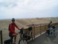 Disfruta nuestra isla en bicicleta