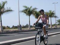 Alquilar la bici electrica y llevartela donde quieras