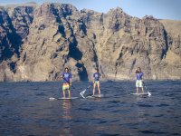 Alquiler de Paddle Surf en Los Gigantes, 2 horas