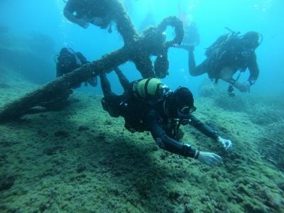 PADI开放水域潜水员强化马德里课程