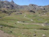 Path through the valley