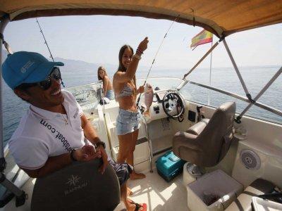 Esclusiva battuta di pesca di 4 ore a Marbella