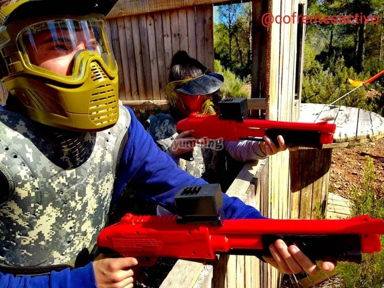 Sorfpaintball游戏