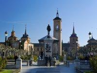 Pasea por la plaza Cervantes