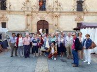 Visita por Alcalá