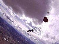 Apertura del paracaidas