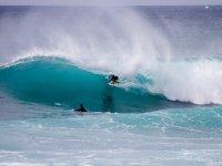 Surfeando en Canarias