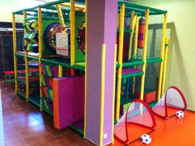 30 minutos de juego libre parque de bolas Alcorcón