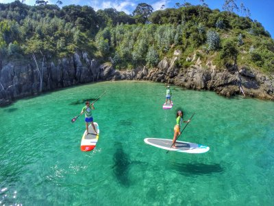 Rutas de stand up paddle surf en Llanes 2 horas