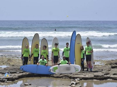 Escuela de Surf Sports Club Tenerife