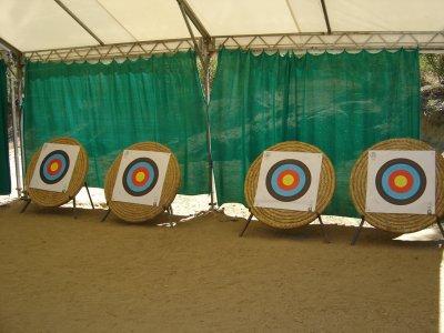 射箭SanMartíndeValdeiglesias 1小时