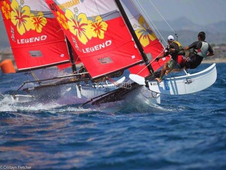 catamaran competition