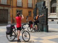 French Camino de Santiago with your own bike