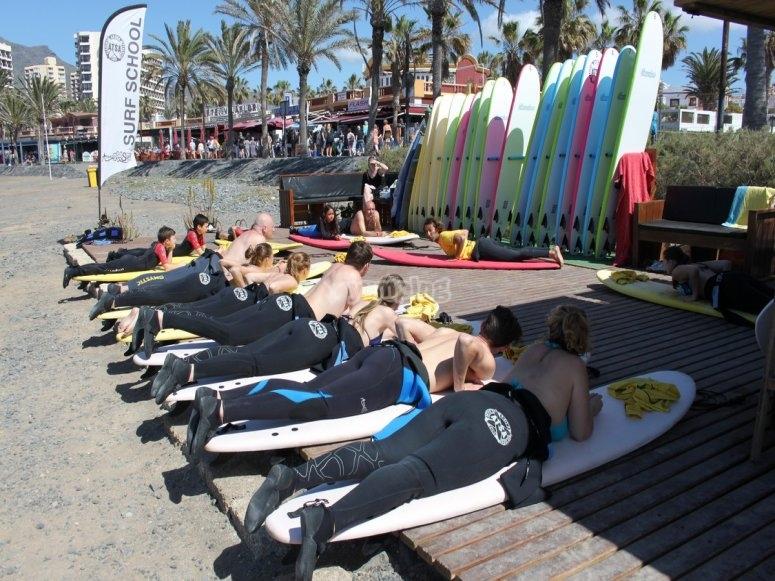 tecnicas de surf