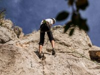 Curso de escalada deportiva Benameji