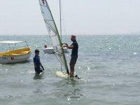 Planche à voile à Murcie