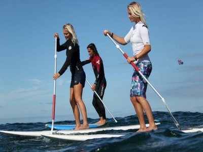 Bautismo de StandUp Paddle 2 h en Tenerife