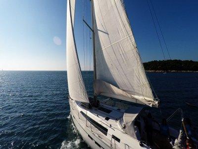 2 ore di viaggio in barca e notte a Vilanova