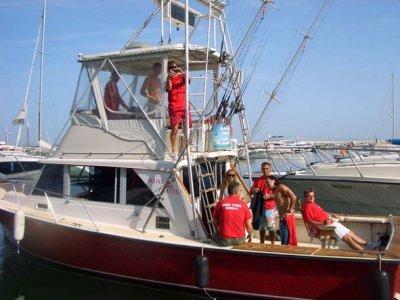 Paseo en barco, Marbella 1 hora bebidas incluidas