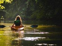Canoa por el Sella de Arriondas a Ribadesella