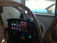 Simulador de vuelo en VFR aeródromo Cuatro Vientos