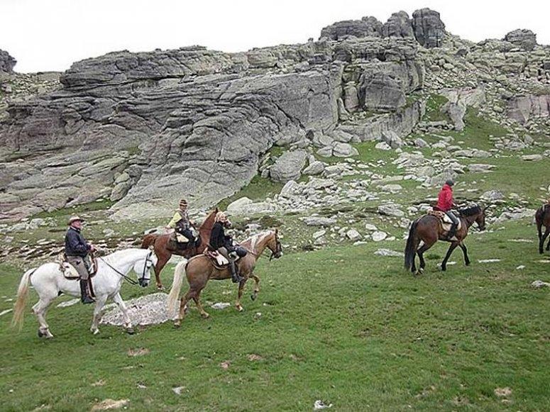 Excursión a caballo todos los días