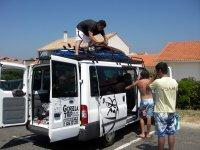 徒步旅行Surftrips Surftrips