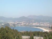 Views Baiona and Cíes Islands (Chan da Lagoa Route)