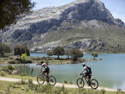 Bicycling Mallorca BTT