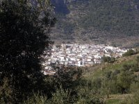 Algodonales, the white village