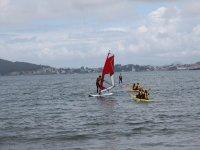 Windsurf and Kayak