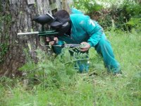 paintball after the tree