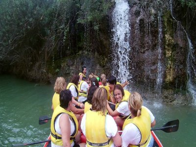 Rafting Almadenes Coats e Cave of the Port
