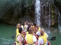 Rafting Almadenes Abrigos y Cueva del Puerto