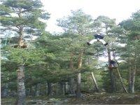 Tirolinas gigantescas