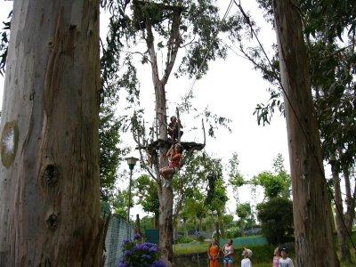 Parque Juegos y Aventura en Rianxo